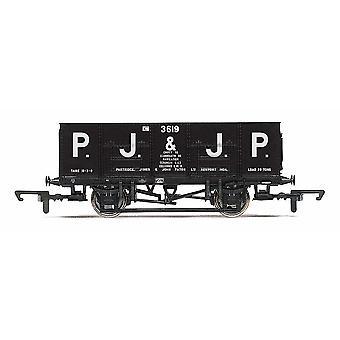 Hornby 21T Mineral Wagon, PJ & JP  R6818