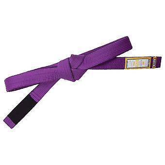 Scramble Tanren V4 BJJ Belt Purple