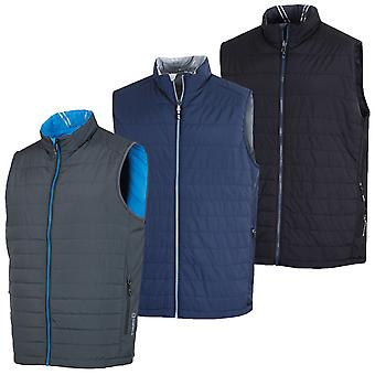 Sunice Golf Mens Michael Reversible Vest