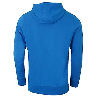 Oakley Mens Lux Chenille Logo Cotton Drawstring Hoody