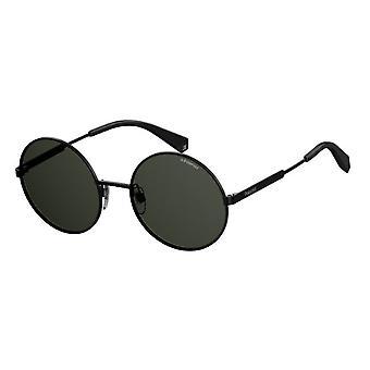 Polaroid PLD4052/S 807/M9 Óculos de sol pretos/cinza polarizados