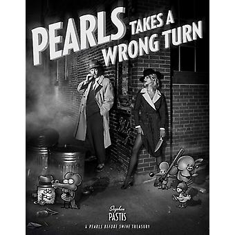 Pearls Takes a Wrong Turn by Stephan Pastis