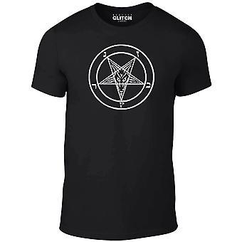 Baphomet Sigil t-skjorte
