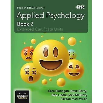Pearson BTEC National Applied Psychology Book 2