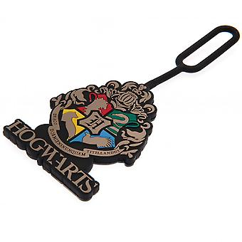 Harry Potter Hogwarts bagage tag