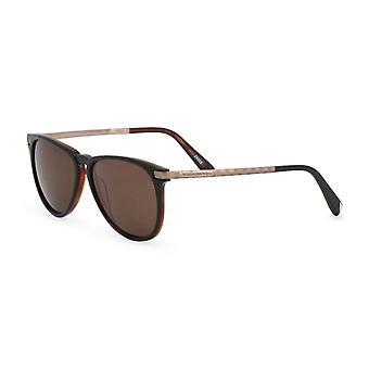 Ermenegildo zegna men's sunglasses, brown 05j