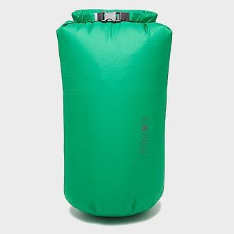 New EXPED Fold Drybag 22L Travel Luggage Green
