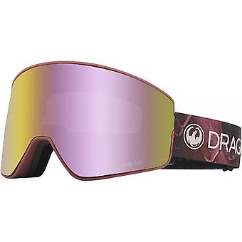 Dragon PXV2 Rose + Spare Lens - Pink Ion