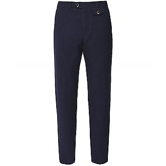 Oliver Spencer Wool Blend Onslow Trousers