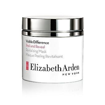 Elizabeth Arden Visibile Differenza Peel & Reveal Revitalising Maschera 50ml
