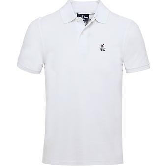 Psycho Bunny Cotton Pique Classic Polo Shirt
