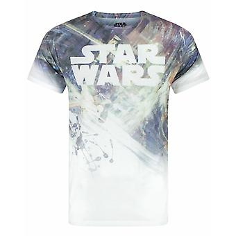 Star Wars Dogfight Sublimation Men's T-Shirt