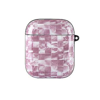 Protection case for AirPods - Pink Squares