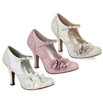 Ruby Shoo Women's Emily Mary Jane Pumps