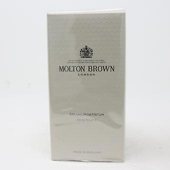Geranium Nefertum by Molton Brown Eau De Toilette 3.4oz/100ml Spray New With Box