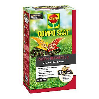 COMPO SAAT® مزيج إصلاح الحديقة، 1.2 كجم