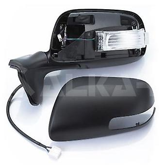 Left Passenger Wing Mirror (Electric, Indicator) For Toyota AURIS 2010-2012