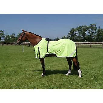 QHP Yellow Reflective Layer (Horses , Horse riding equipment , Bed covers , Others)