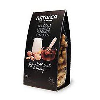 Naturea Biscuits Yogurt, Wallnut & Honey (Dogs , Treats , Biscuits , Hypoallergenic)