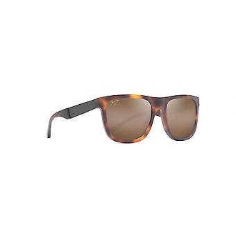 Maui Jim Talk Story H779 10ML Matte Tokyo Tortoise Bronze Sunglasses