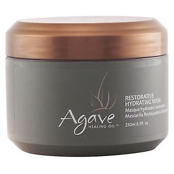 Agave kosteuttava Hair Mask Restauradora 250 ml