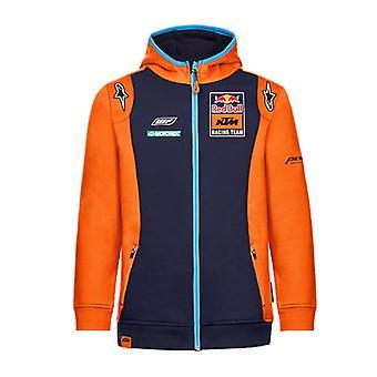 Red Bull KTM Racing Official Teamline Kid's Full Zip Hoodie