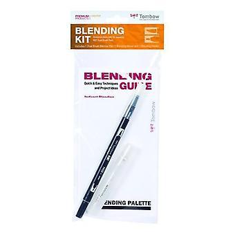Tombow Blending Kit 1x N00 1x Blending Mister 1 x Blending Palette BLENDING-KIT