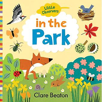 In the Park by Clare Beaton
