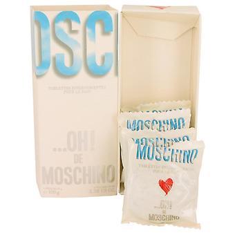 ああ・ デ ・ モスキーノ Effervescentes 石鹸モスキーノ 4 x 0.84 オンス Effervescentes 石鹸錠による (小破ボックス) の錠剤
