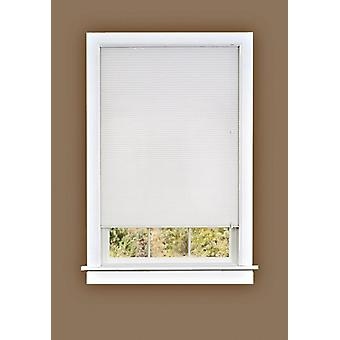 Achim Home Furnishings CS2364WH06 Honeycomb Cellular Shade, 23-Inch by 64-Inch, White