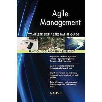 Agile Management Complete SelfAssessment Guide by Blokdyk & Gerardus