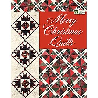 Merry Christmas Quilts Print on Demand Edition by Patchwork Place