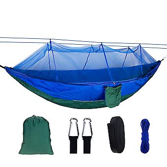 Outdoor hammock with mesh anti-mosquito