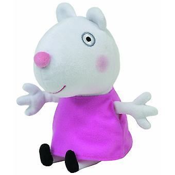 TY –Peppa Pig - Suzy Sheep BeanieBoo