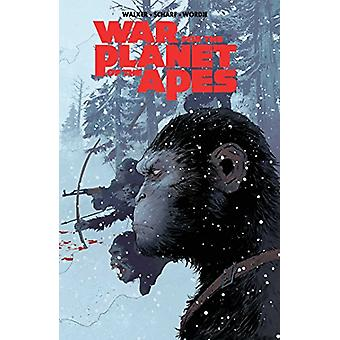 War for the Planet of the Apes by Pierre Boulle - 9781684152131 Book