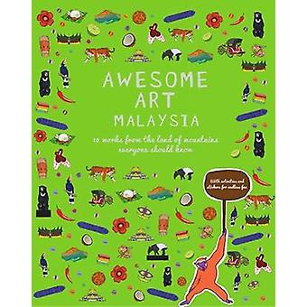 Awesome Art Malaysia - 10 Works from the Land of Mountains Everyone Sh