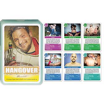 Hangover Hangover Quartet Saufspiel HangoverOyun Kart Oyunu