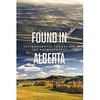 FOUND IN ALBERTA (Environmental Humanities)