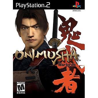 Onimusha Warlords (PS2) - Uusi tehdas suljettu