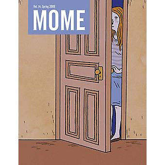 Mome 14 - Spring 2009 by Gary Groth - 9781560979586 Book