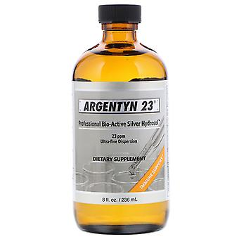 Argentyn 23 Professionel Bio-Active Silver Hydrosol (236 ml) - Allergi Research Group