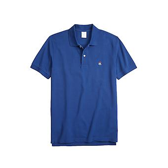 Brooks Brothers Men's Supima Cotton Performance Polo T-Shirt Slim Fit