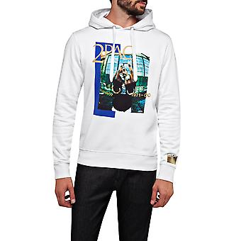 Replay Men's Tribute Tupac Limited Edition Hoodie