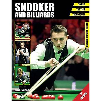 Snooker and Billiards by Clive Everton