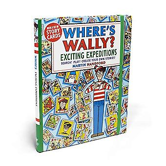 Where's Wally? Exciting Expeditions - Search! Play! Create Your Own St