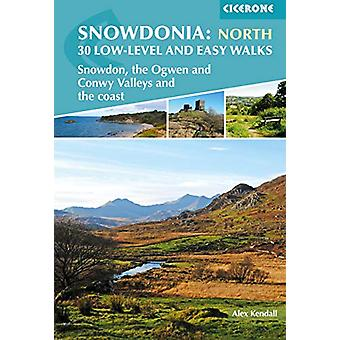 Snowdonia - Low-level and easy walks - North - Snowdon - the Ogwen and