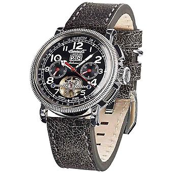 Ingersoll IN1827BKWH Princeton automatic men's watch 44mm