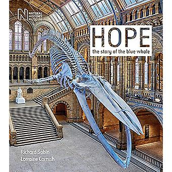 Hope - The story of the blue whale by Richard Sabin - 9780565094775 Bo