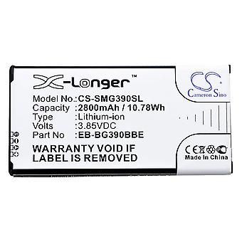 X-longer battery replace battery battery for Samsung Galaxy Xcover 4 EB-BG390BBE replacement battery ACCU