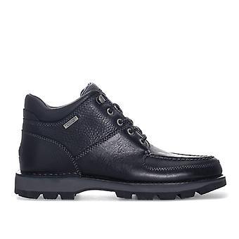 Men's Rockport Umbwe II Chukka Boots in Black